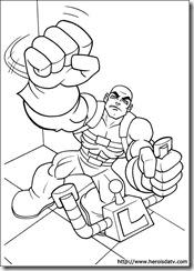 dc-comics-12 Desenhos pra colorir da Liga da Justiça