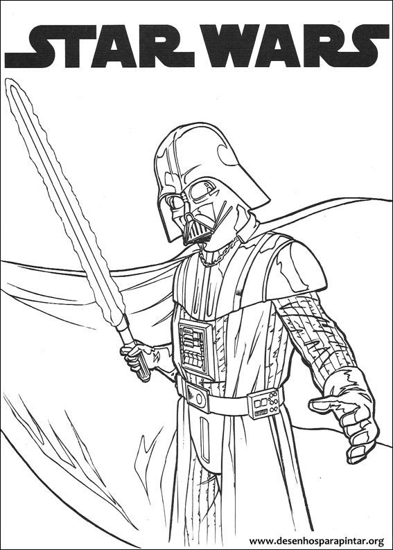 star wars coloring pages lightsaber - photo#38