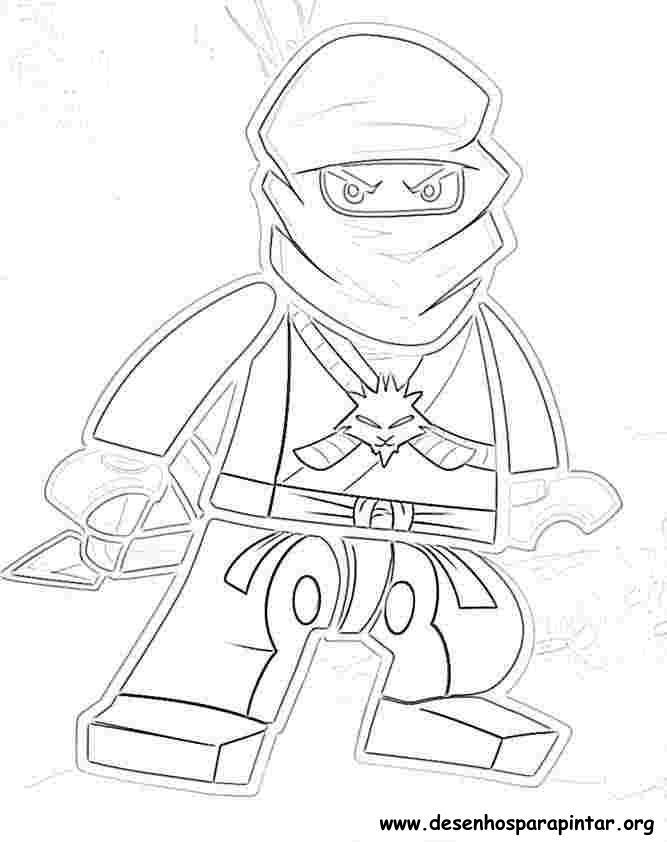 zane ninjago coloring pages - photo #36