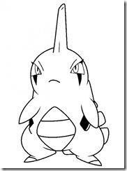 Desenho do Pokemon  para Colorir6