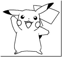 colorear pokemon 4