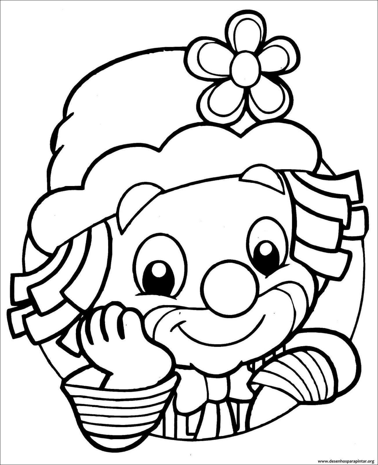 Conhecido Patati e Patatá desenhos para imprimir colorir e pintar – Desenhos  PG58
