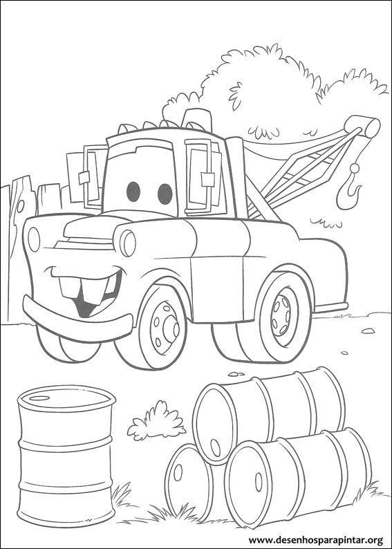 Amado Carros Disney Pixar, desenhos para imprimir colorir e pintar do  CZ68