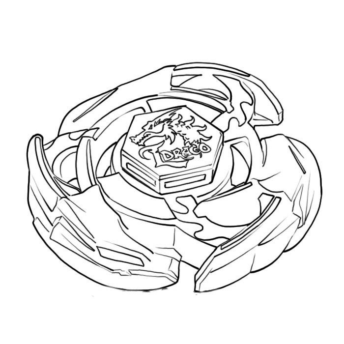 Beyblade madoka coloring pages for Beyblade shogun steel coloring pages
