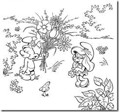Smurfs_desenhos_colorir_pintar_imprimir-25