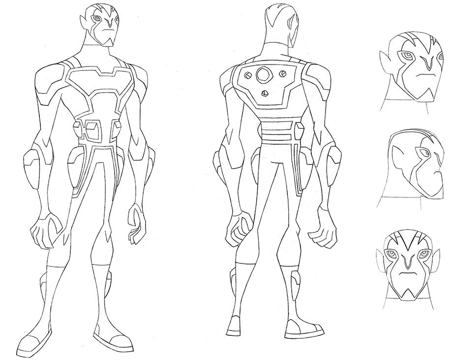 Cartoon Network » Desenhos Para Pintar E Colorir