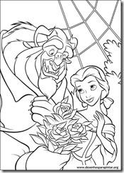 a_princesa_bela_e_fera_disney_desenhos_colorir_pintar_imprimir-22