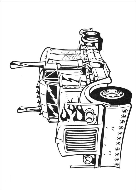 Transformers Desenhos para Imprimir