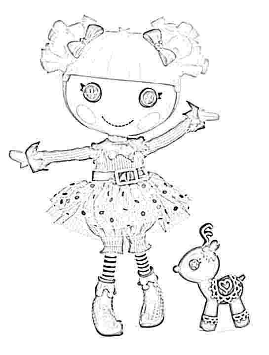 Lalaloopsy – desenhos para imprimir colorir e pintar das lindas ...
