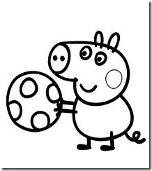 desenhos para Colorir > desenhos da peppa pig para colorir