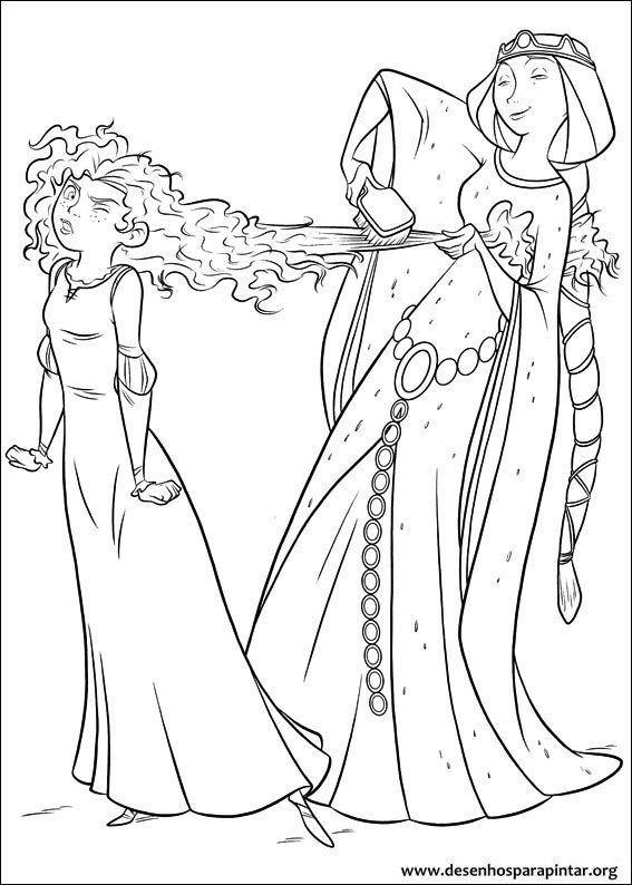 Valente Da Disney Desenhos Para Imprimir Colorir E Pinta Da
