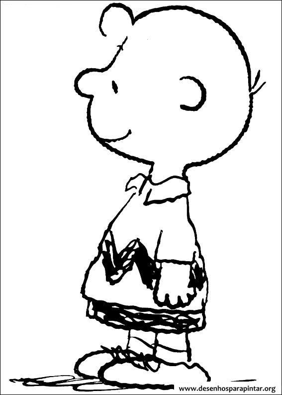 Snoopy charlie brown desenhos para imprimir pintar e - Snoopy dessin ...