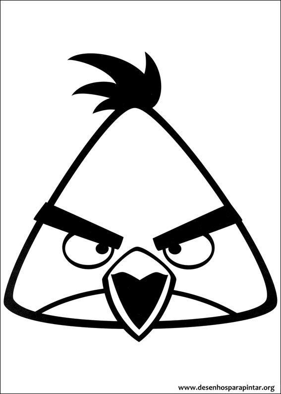 Angry Birds E Bad Piggies 36 Novos Desenhos Para Imprimir