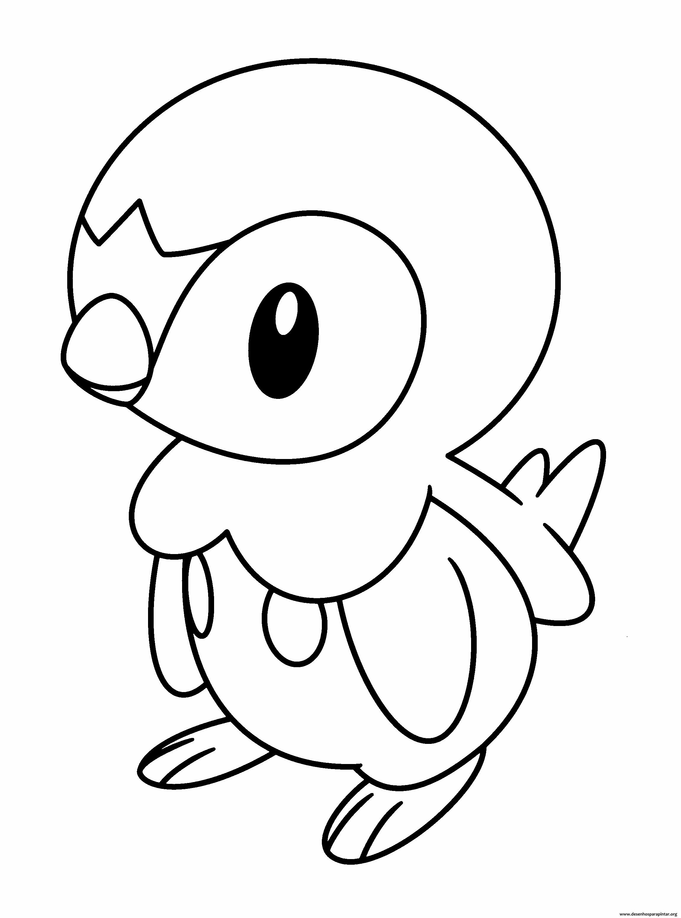 Desenhos Pokemon para imprimir