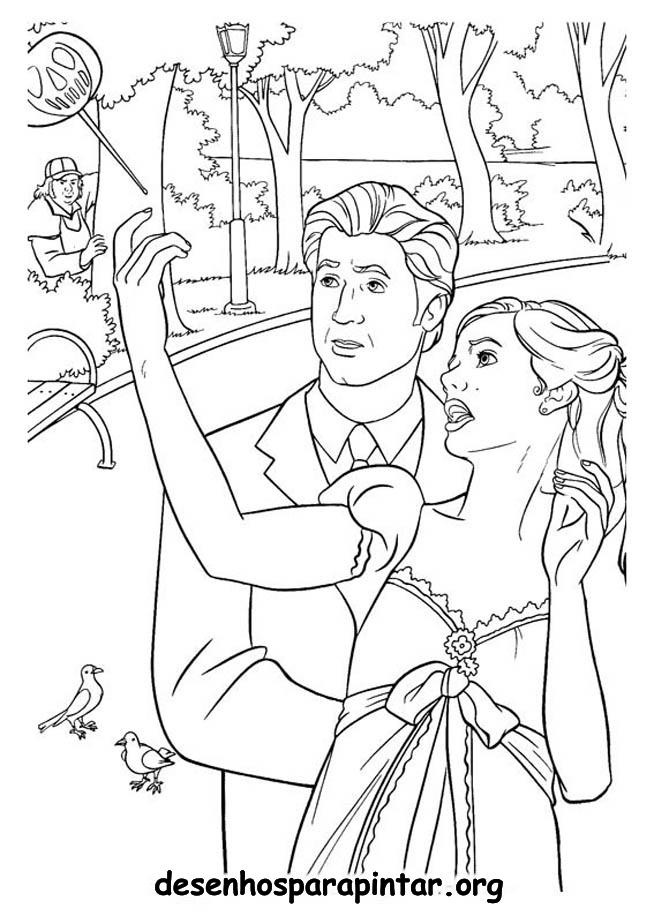 enchanted world coloring pages - photo#18