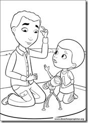 disney desenhos para pintar e colorir