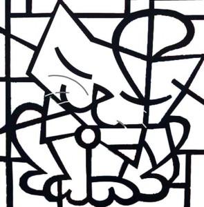 Romero Britto Desenhos Para Pintar E Colorir