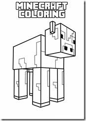 Jogo Minecraft Desenhos Para Colorir Imprimir E Pintar Do Creeper