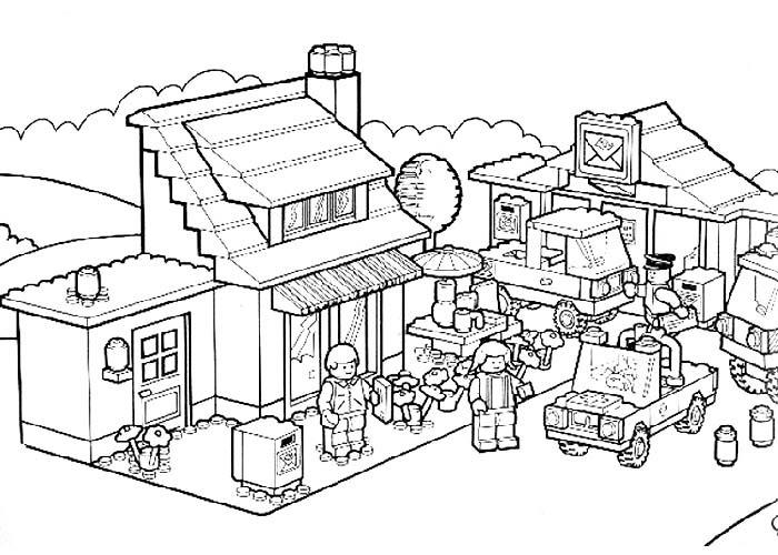 Cartoon Network Ninjago Coloring Pages Coloriage Lego Ninjago