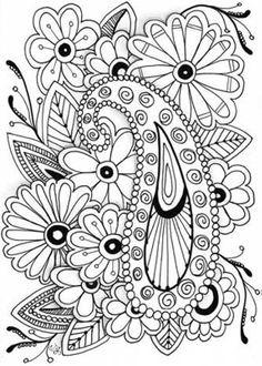 Paisagens E Passaros Desenhos Gratis Para Adultos E Criancas