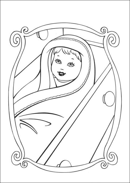 Barbie E O Castelo De Diamantes Desenhos Para Imprimir