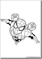 homem_aranha_punho_ferro_nova_tigresa_desenhos_para_imprimir_colorir_pintar (13)