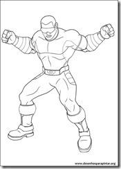 homem_aranha_punho_ferro_nova_tigresa_desenhos_para_imprimir_colorir_pintar (4)