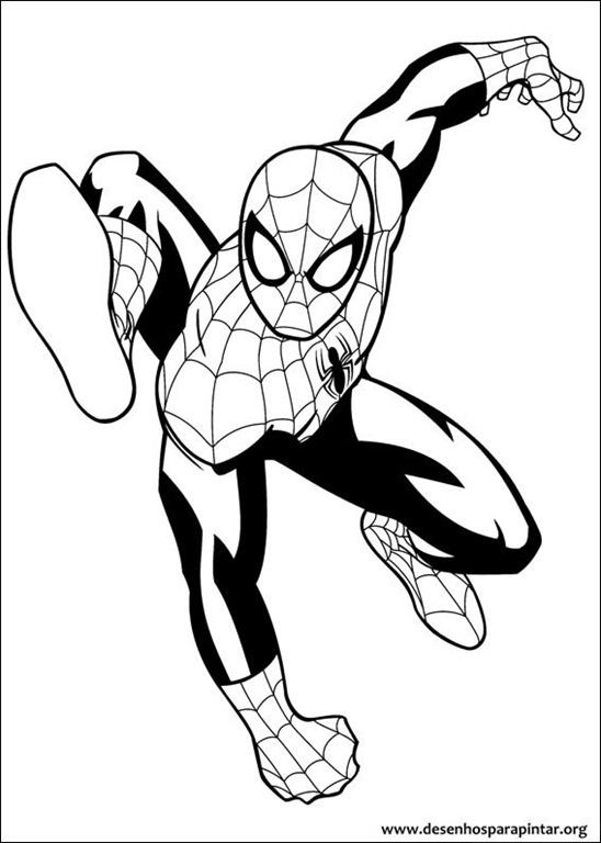 Jogo Homem Aranha Nova Tigresa E Punho De Ferro Desenhos
