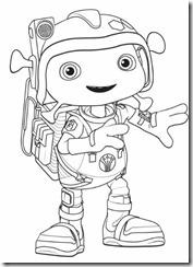 Floogals desenhos para colorir imprimir e pintar do Discovery Kids