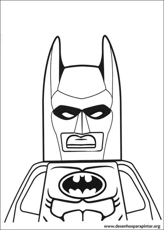 Lego Batman O Filme Desenhos Para Colorir Imprimir E Pintar Com