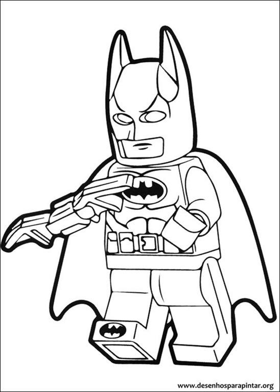 Lego Batman o Filme desenhos para