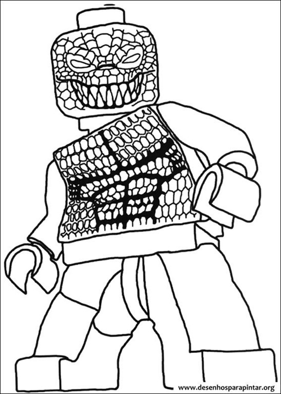 Lego Batman o Filme desenhos para colorir imprimir e pintar com ...