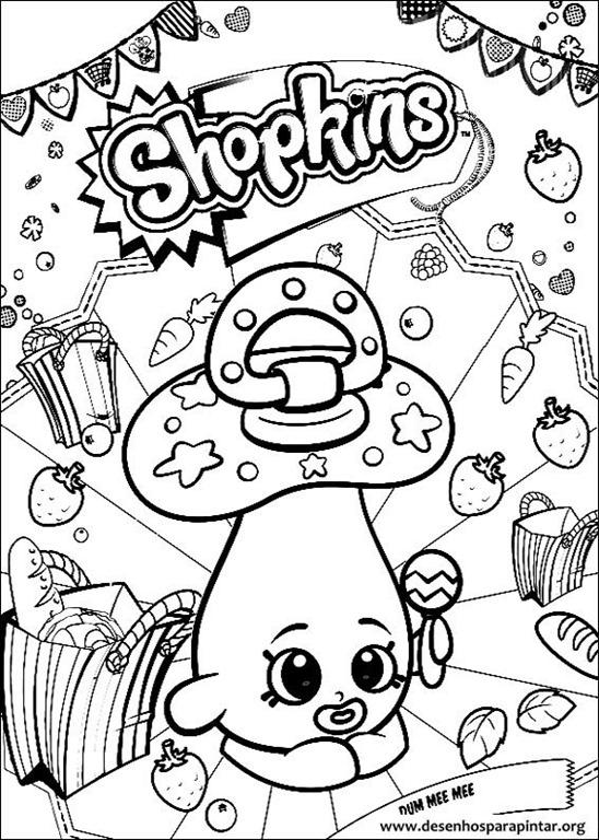 Kleurplaten Verjaardag Papa 46 Jaar Kleurplaten Schopkins Kids N Fun De Malvorlage Shopkins