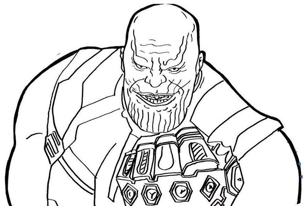 Vingadores End Game Guerra Do Infinito Desenhos Para